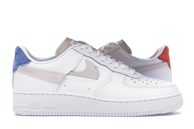 Nike Air Force 1 LX Vandalised White (W) - 898889-103