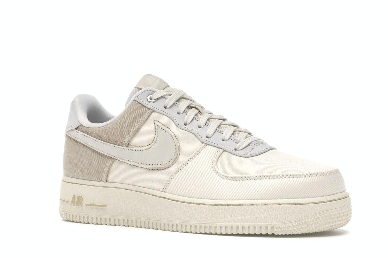 Nike Air Force 1 Low '07 Premium Pale Ivory - CI1116-100