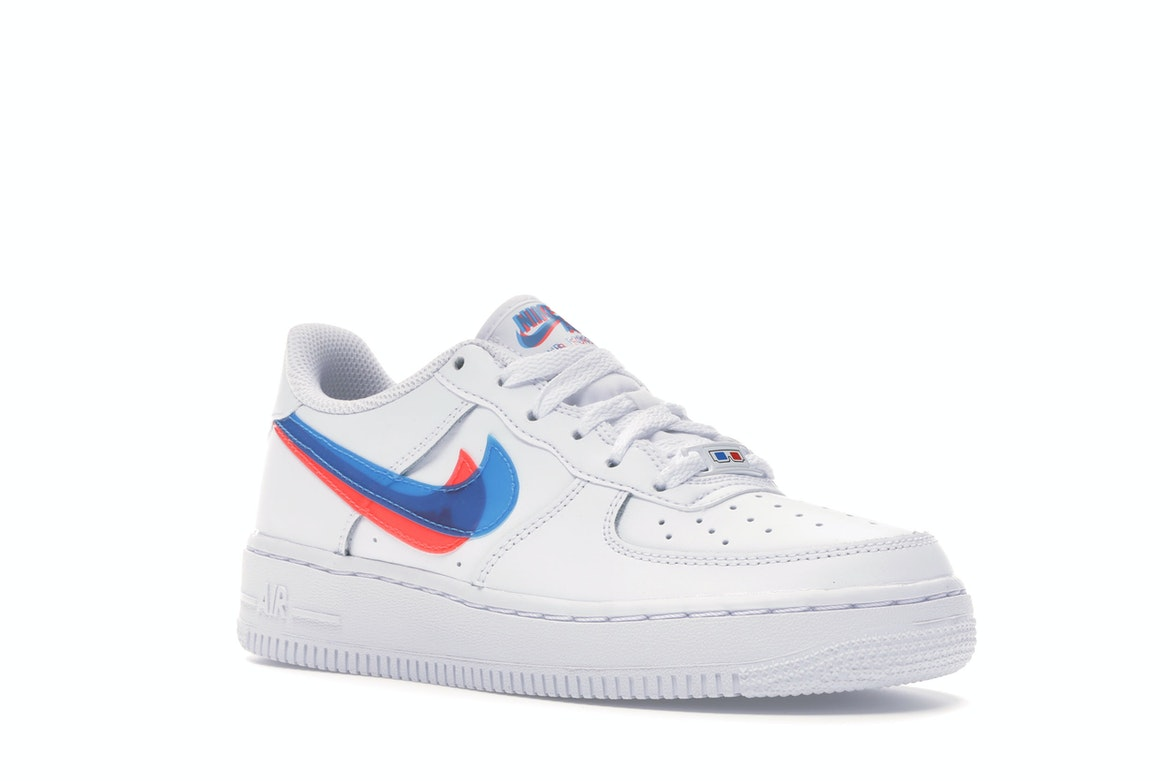Nike Air Force 1 Low 3D Glasses (GS)