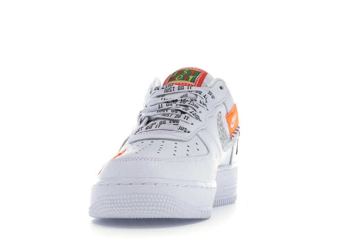 air force 1 just do it ragazzo