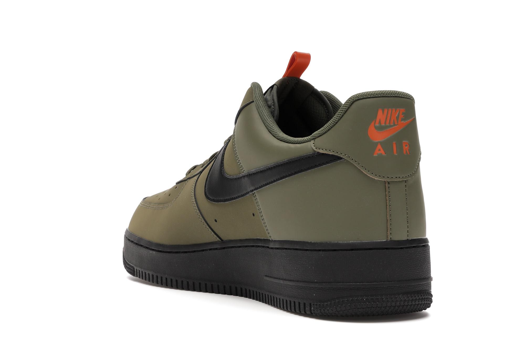 air force 1 med olive