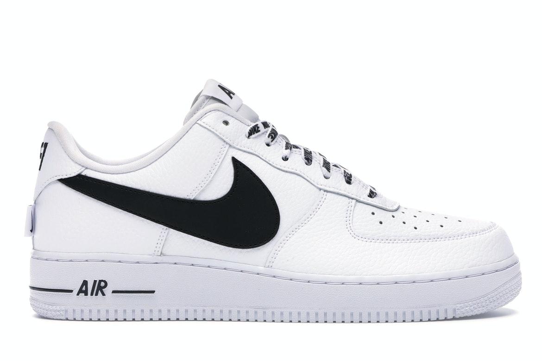 Nike Air Force 1 Low NBA White Black - 823511-103