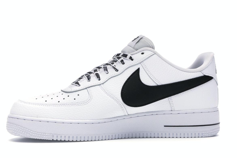 Nike Air Force 1 Low NBA White Black