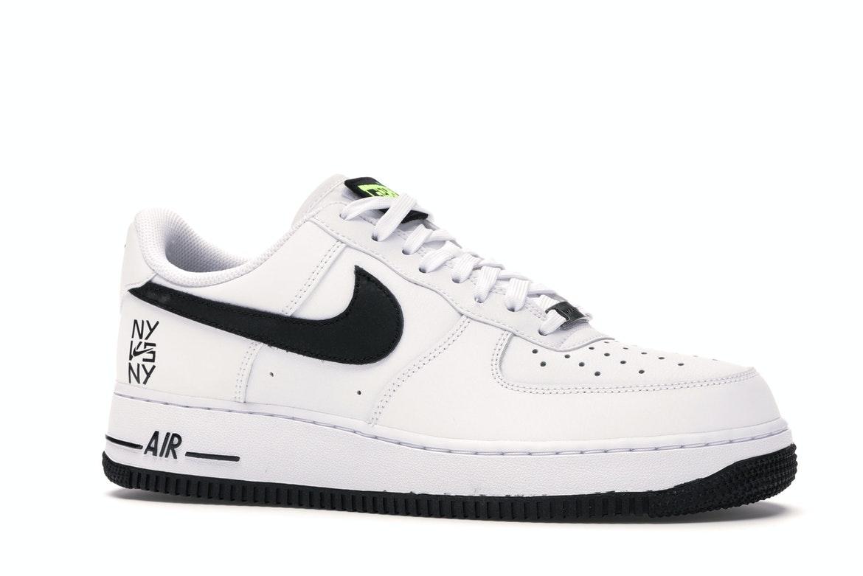 Nike Air Force 1 Low NY vs. NY White Black