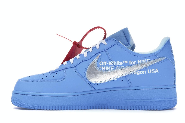 air force 1 baffo azzurro