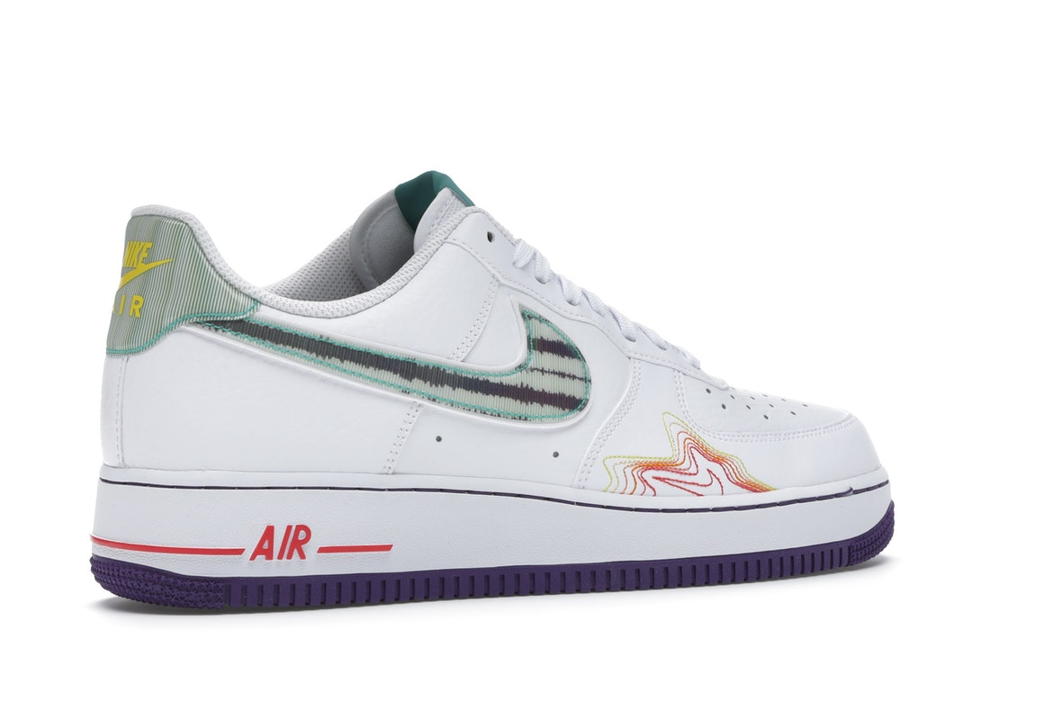 Nike Air Force 1 Low Pregame Pack Music De'Aaron Fox and Brittney Griner