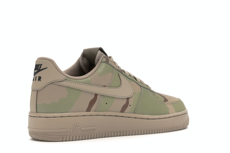 Nike Air Force 1 Low Reflective Desert Camo - 718152-204