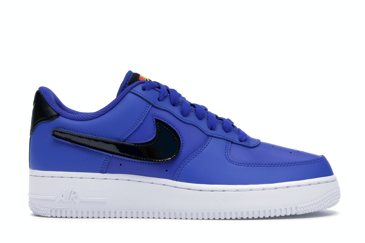 Nike Air Force 1 Low Removable Swoosh Pack Blue - CI0064-400
