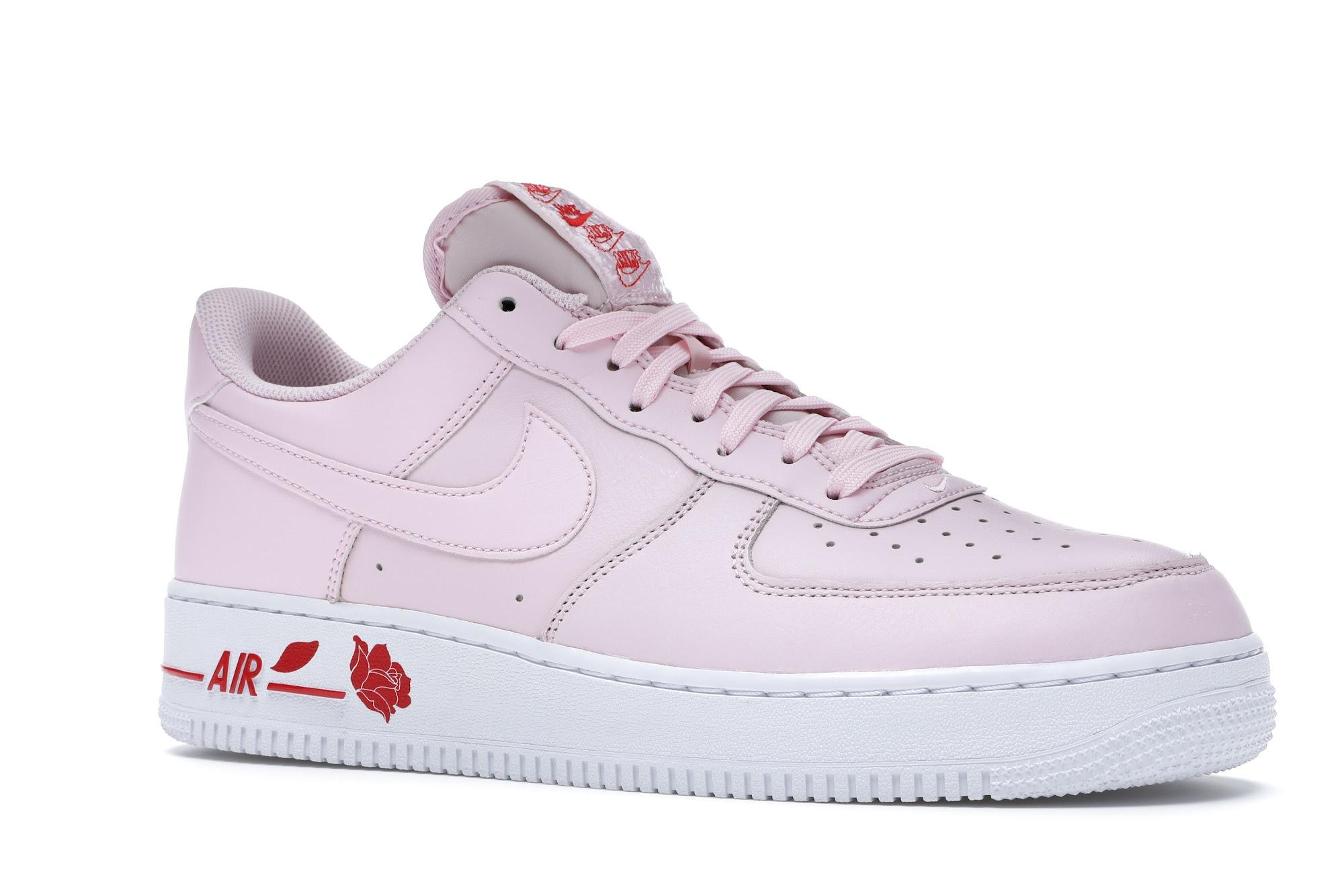 Nike Air Force 1 Low Rose Pink - CU6312-600