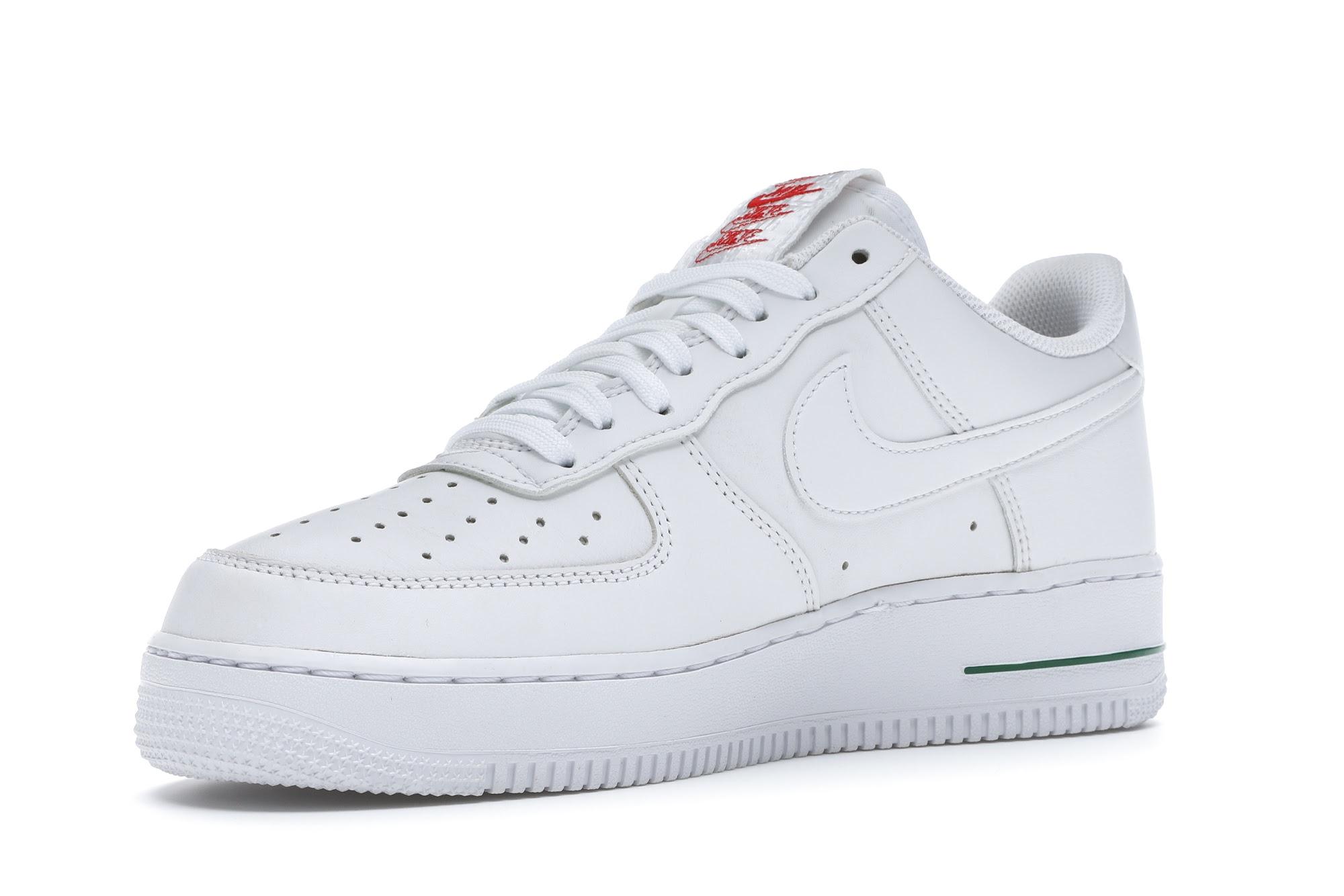 Nike Air Force 1 Low Rose White - CU6312-100