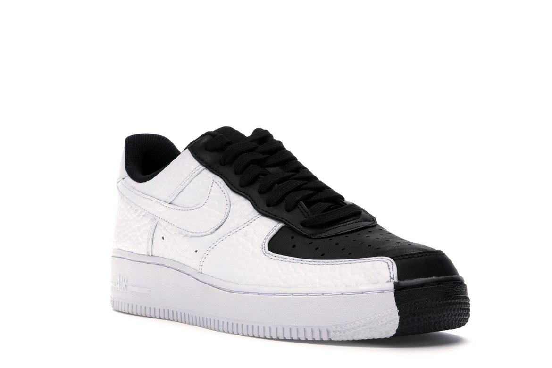 Nike Air Force 1 Low Split White Black - 905345-004
