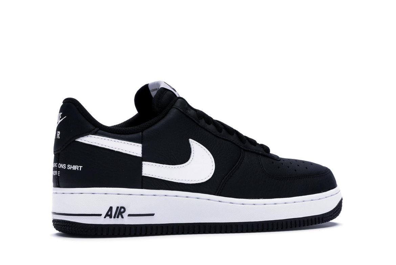 Nike Air Force 1 Low Supreme x Comme des Garcons (2018) - AR7623-001