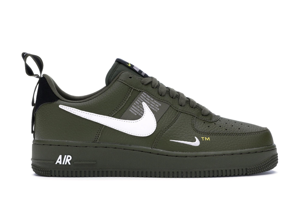 Nike Air Force 1 Low Utility Olive Canvas