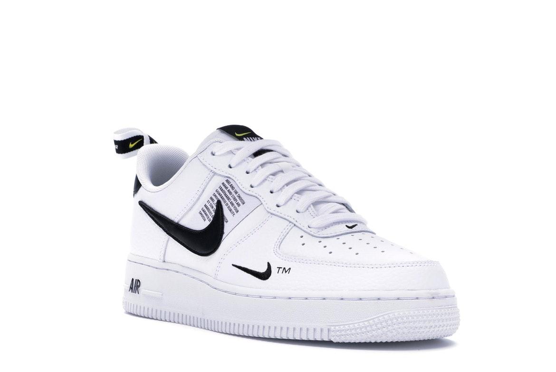 Nike Air Force 1 Low Utility White Black - AJ7747-100