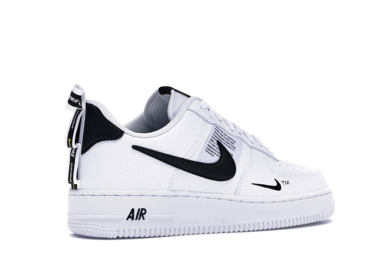 Nike Air Force 1 Low Utility White Black