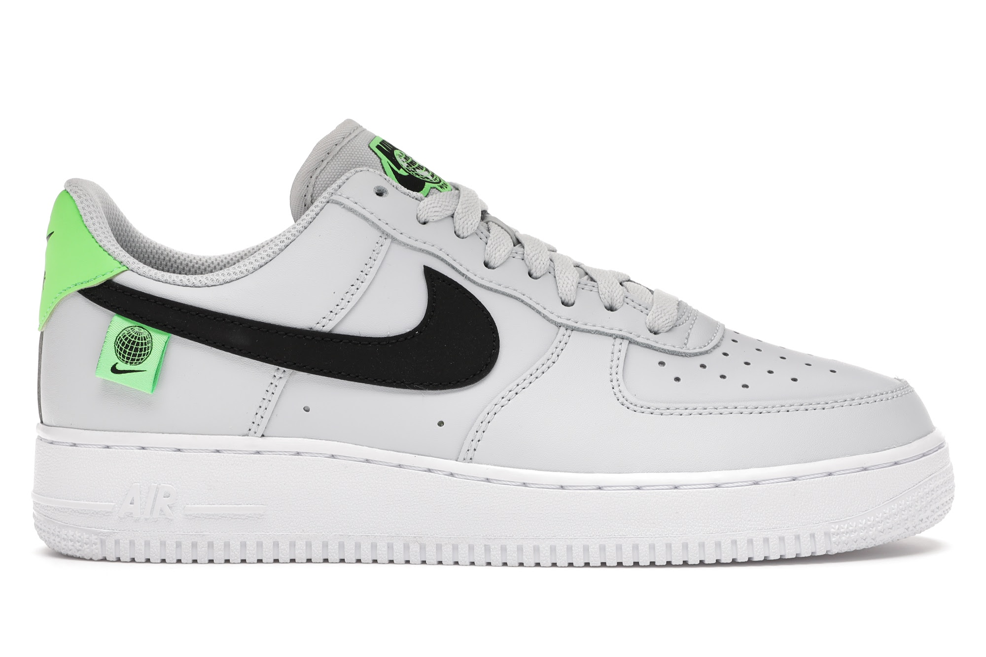 Hand made Nike Air Force 1 Low Worldwide Pure Platinum - CK7648 ...