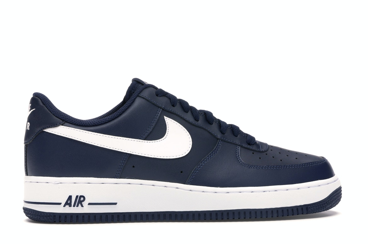 Nike Air Force 1 Midnight Navy/White