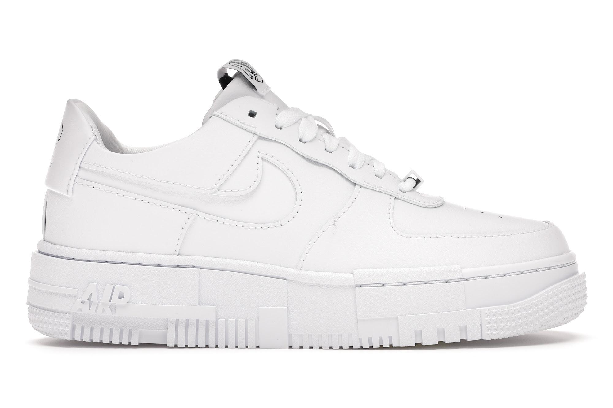 Nike Air Force 1 Pixel White (W)