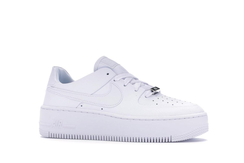 Nike Air Force 1 Sage Low Triple White (W)