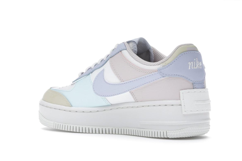 Nike Air Force 1 Shadow White Glacier Blue Ghost (W) - CI0919-106