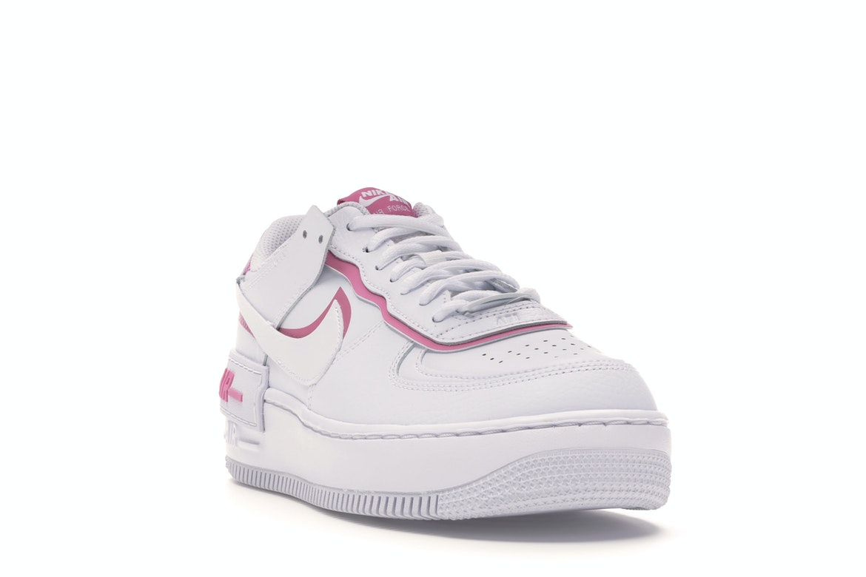 Nike Air Force 1 Shadow White Magic Flamingo (W) - CI0919-102