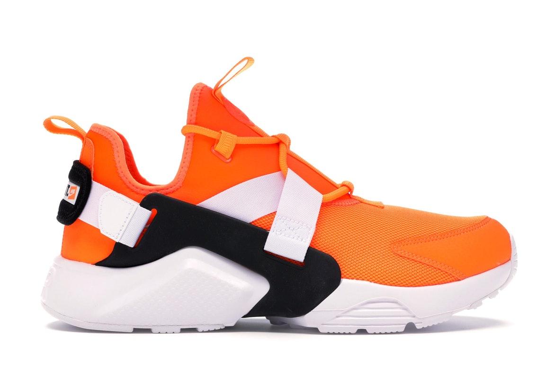 Nike Air Huarache City Low Just Do It Pack Orange (W) - AO3140-800