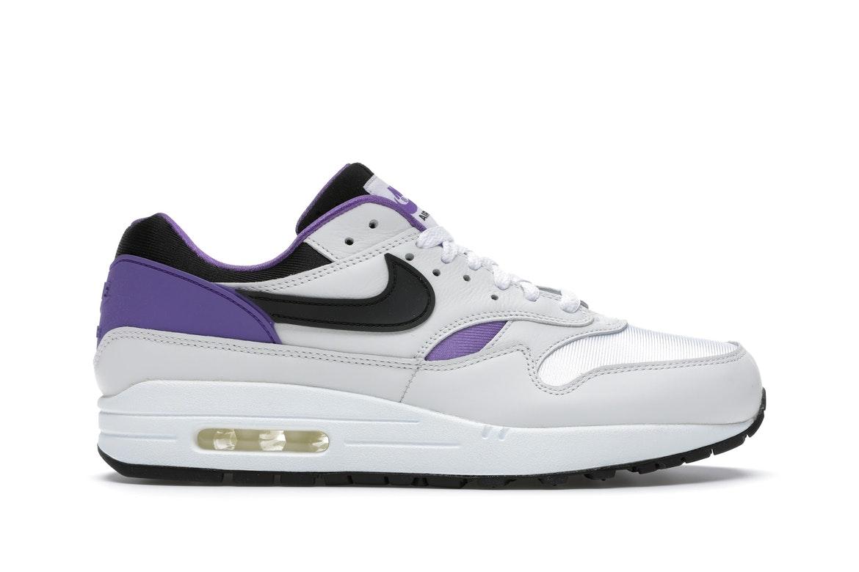 Nike Air Huarache Run DNA CH.1 Air Max 1 Purple Punch