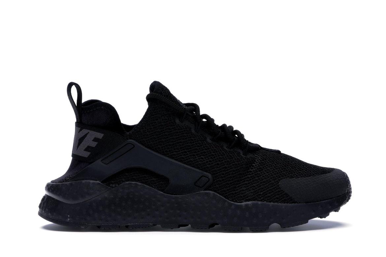 Nike Air Huarache Run Ultra Black (W) - 819151-011