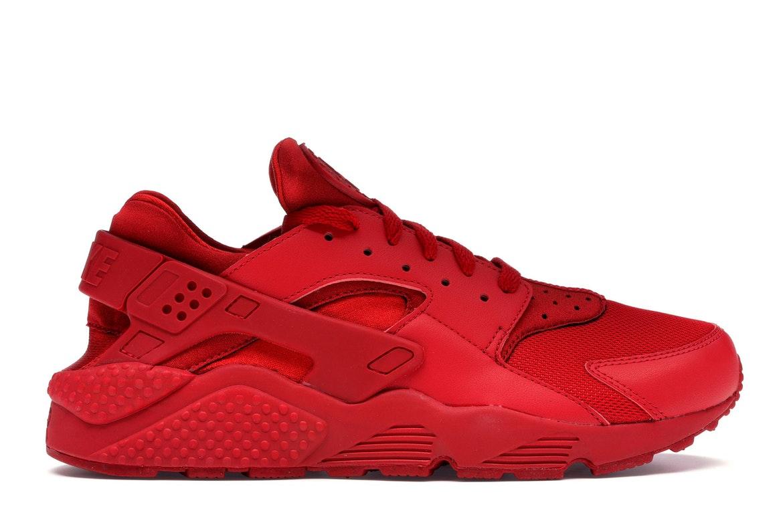 Nike Air Huarache Triple Red