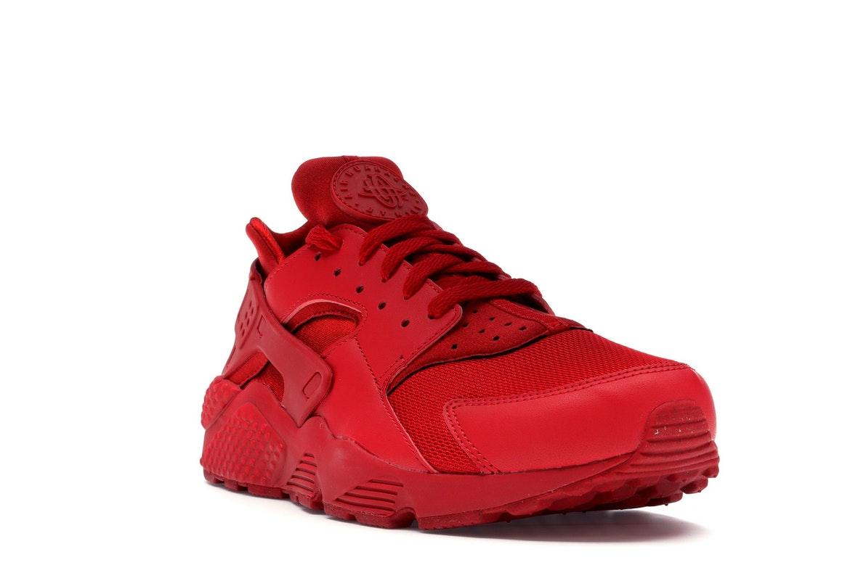 Nike Air Huarache Triple Red - 318429-660