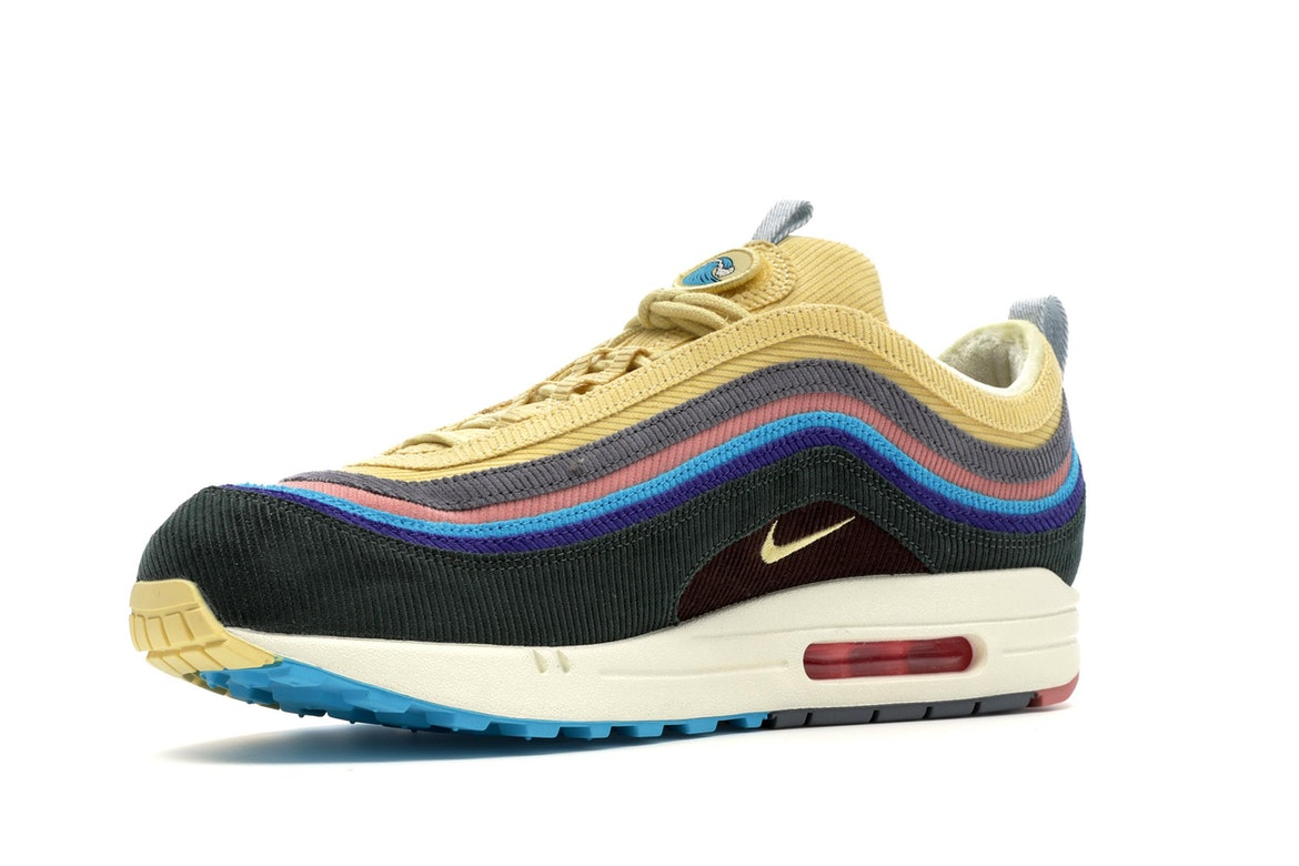 Nike Air Max 1/97 Sean Wotherspoon (Extra Lace Set Only) - AJ4219-400