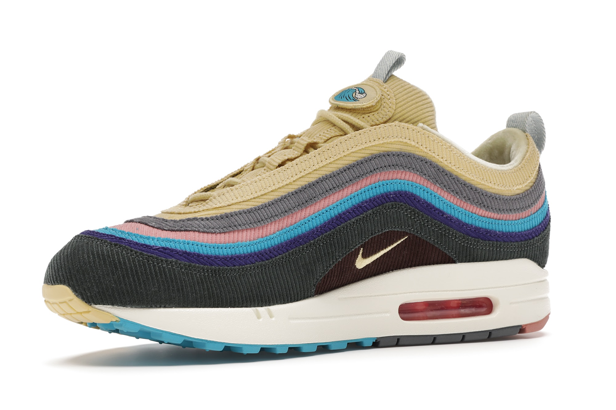 Nike Air Max 1/97 Sean Wotherspoon (All Accessories and Dustbag)