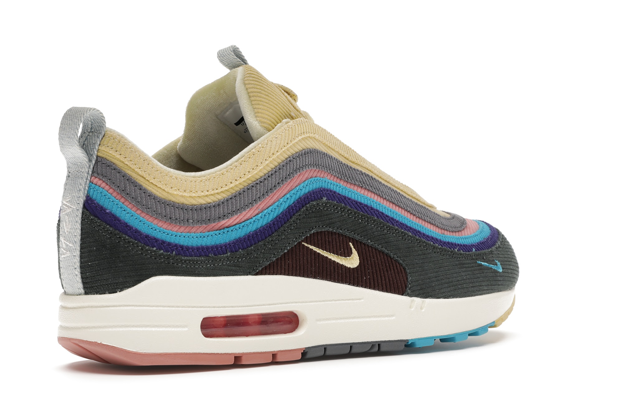 Nike Air Max 1/97 Sean Wotherspoon (All Accessories and Dustbag ...
