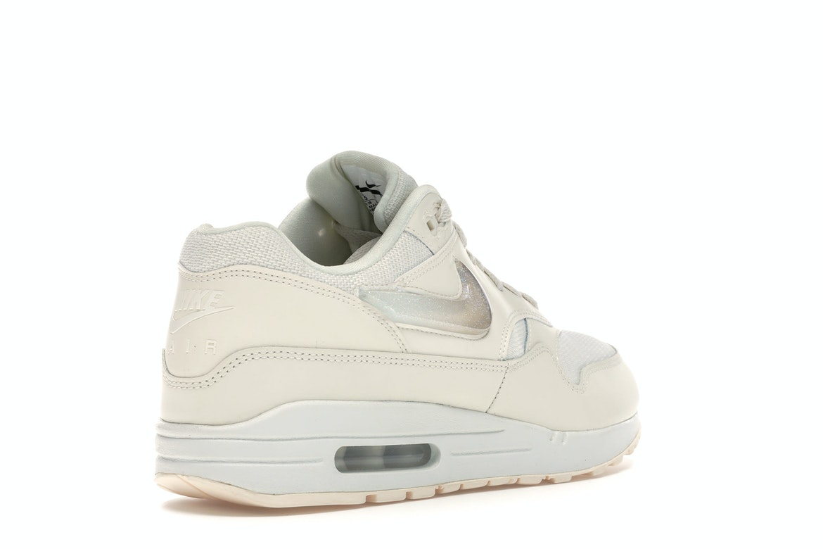 Nike Air Max 1 Jelly Puff Pale Ivory (W) - AT5248-100
