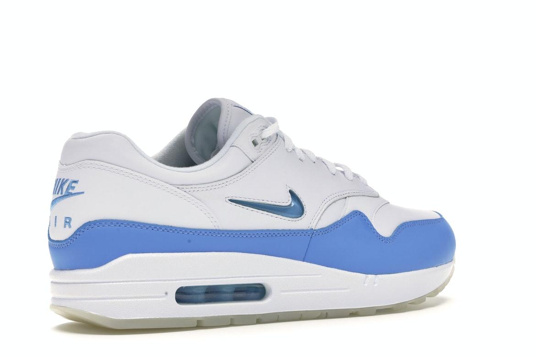 Nike Air Max 1 Jewel University Blue - 918354-102