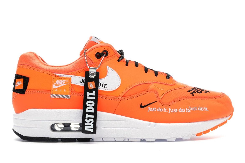 Nike Air Max 1 Just Do It Orange (W)