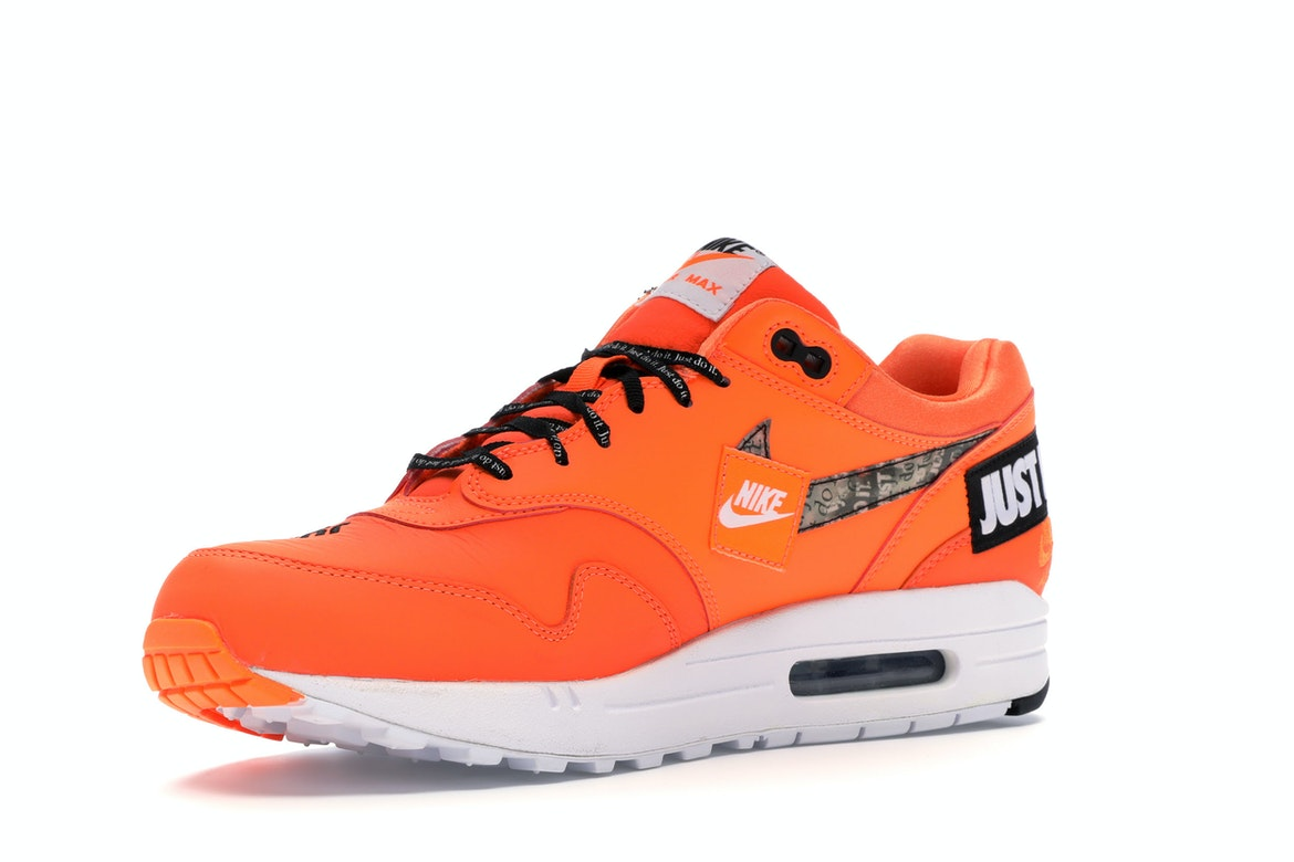 Nike Air Max 1 Just Do It Pack Orange - AO1021-800