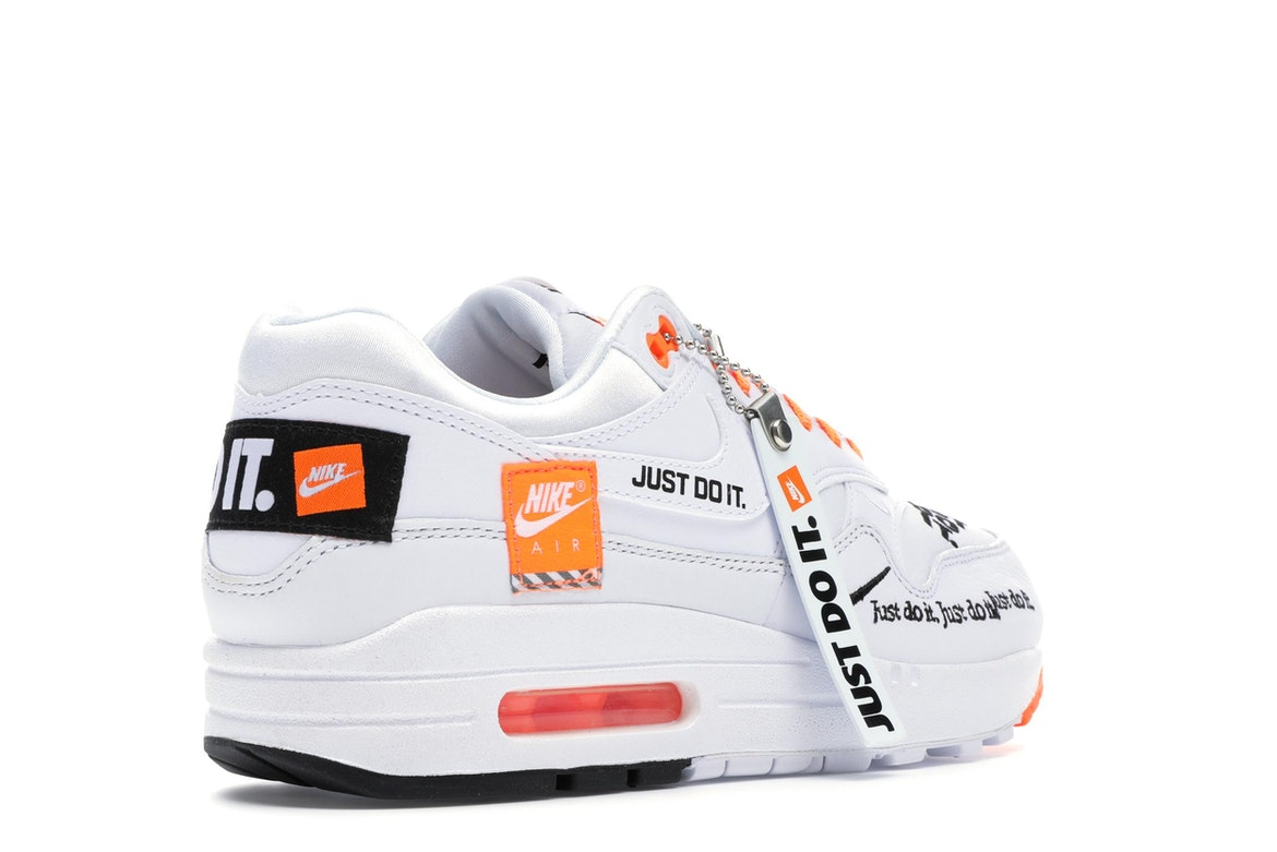 Nike Air Max 1 Just Do It White (W) - 917691-100