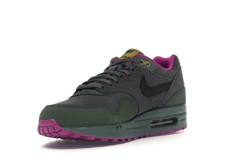 Nike Air Max 1 Pewter Carbon - 654466-008
