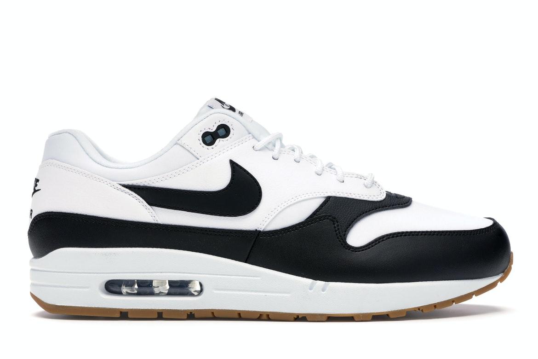 Nike Air Max 1 SE White Black Gum