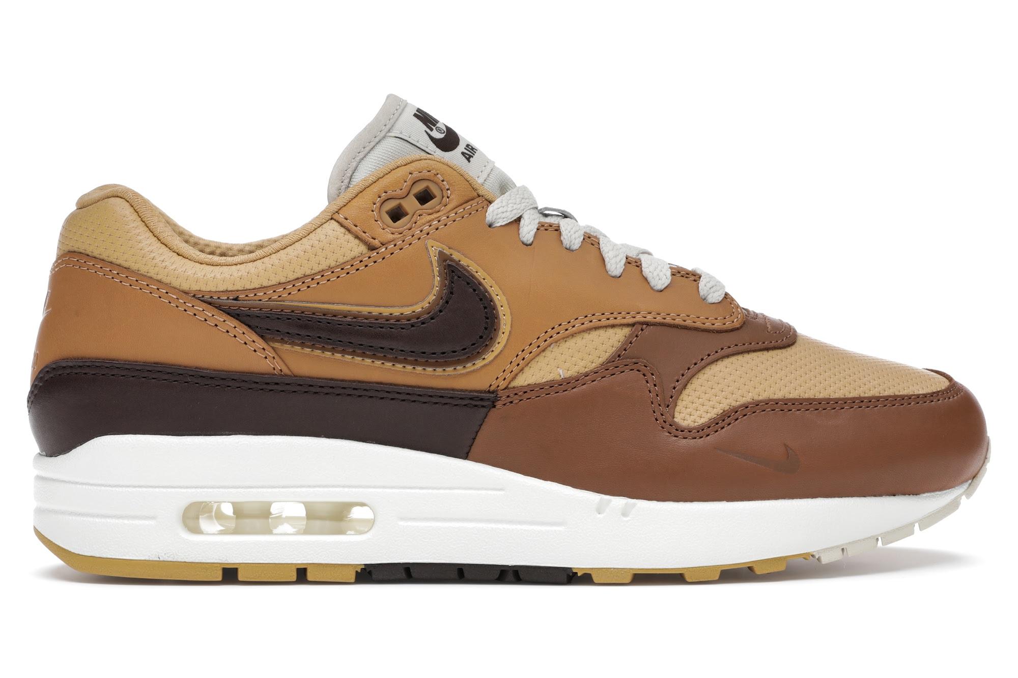 Nike Air Max 1 SNKRS Day Brown - DA4302-700