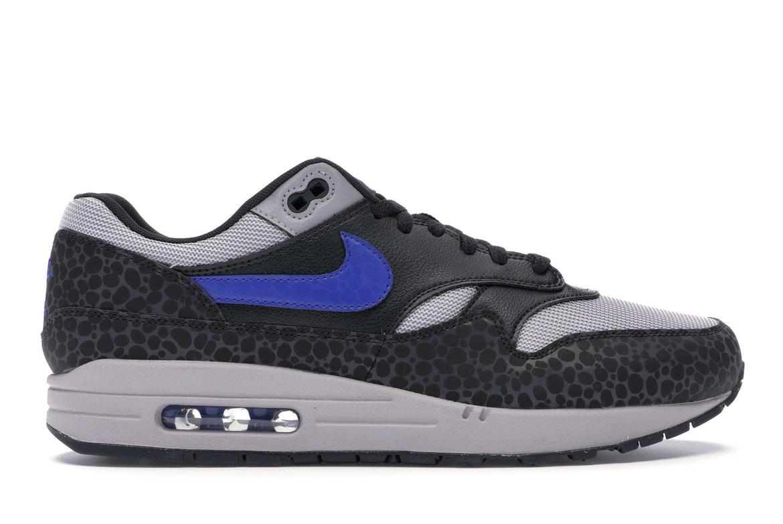 Nike Air Max 1 Safari Reflective Black