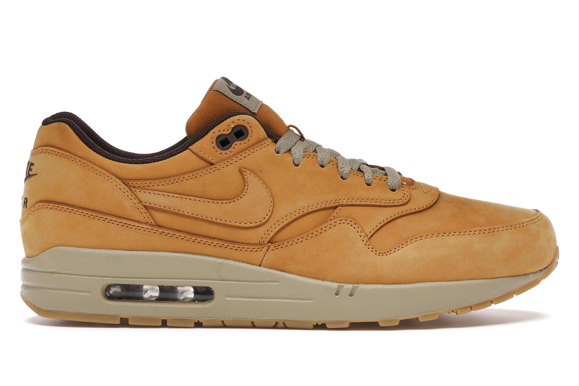Nike Air Max 1 Wheat Pack (2015) - 705282-700