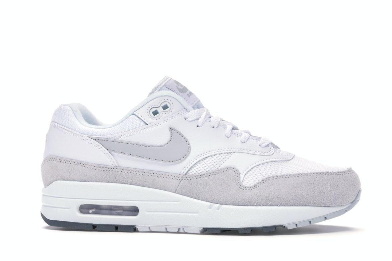 Nike Air Max 1 White Pure Platinum
