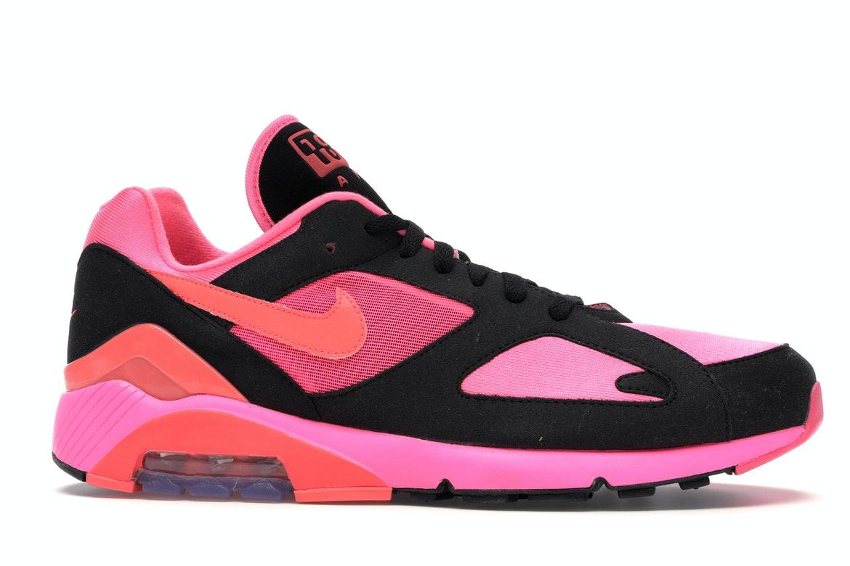 Nike Air Max 180 Comme des Garcons Black