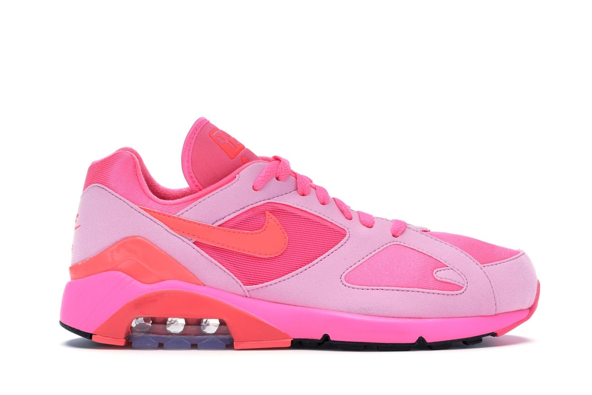 Nike Air Max 180 Comme des Garcons Pink