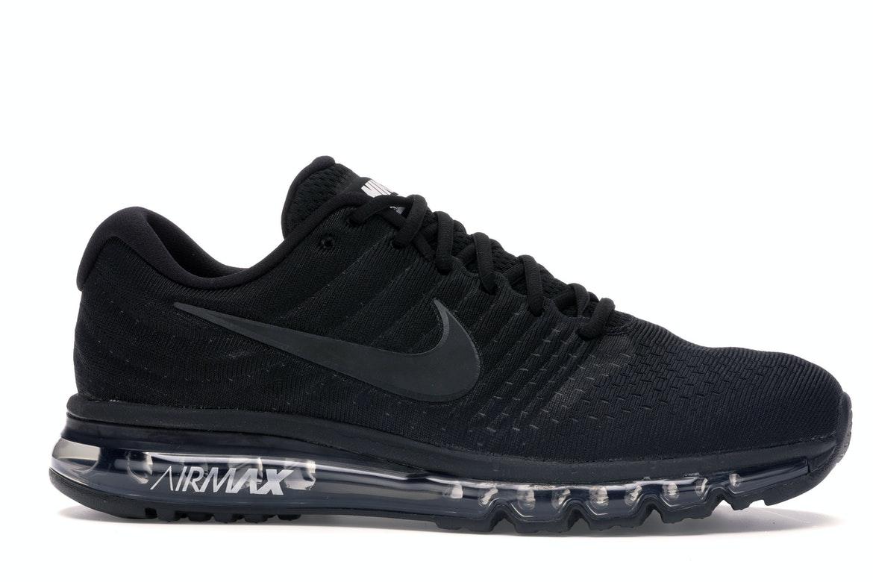 Nike Air Max 2017 Triple Black