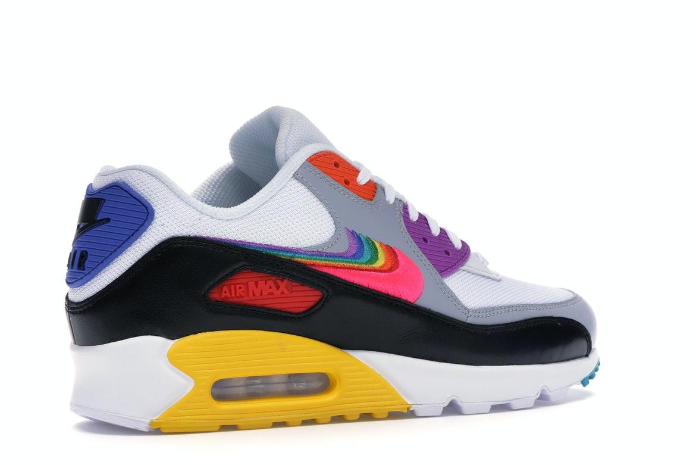 Nike Air Max 90 Be True (2019) - CJ5482-100