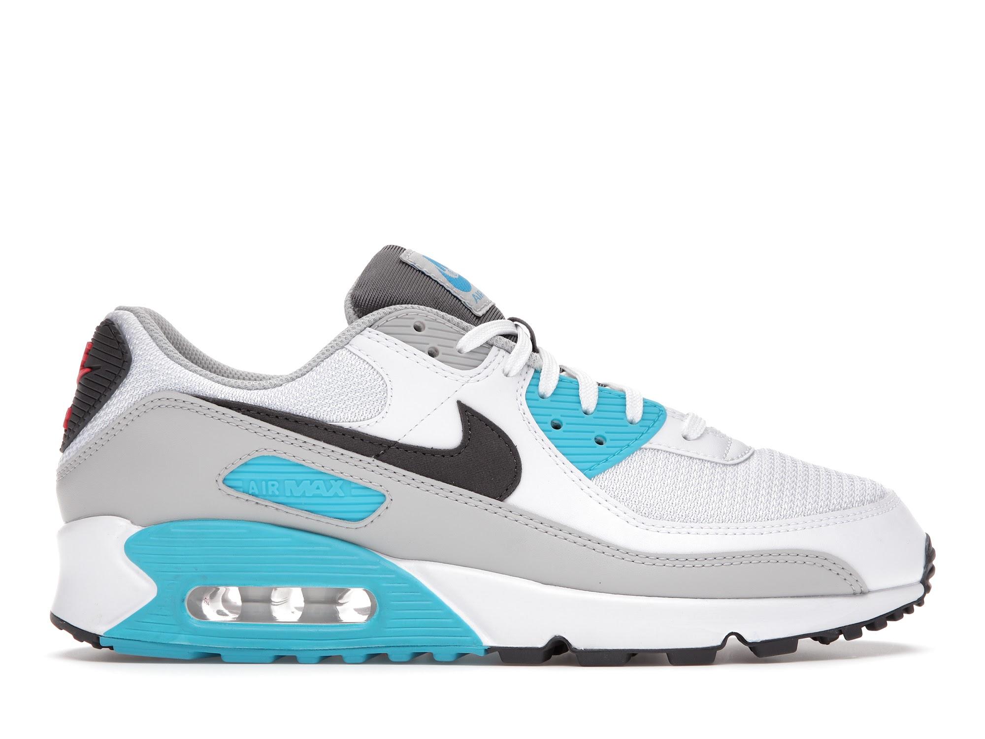 Nike Air Max 90 Chlorine Blue