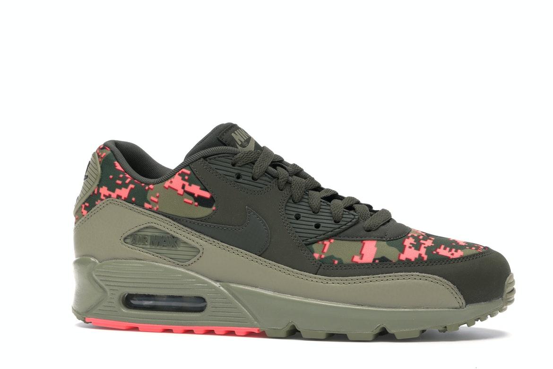 Nike Air Max 90 Digi Camo Olive